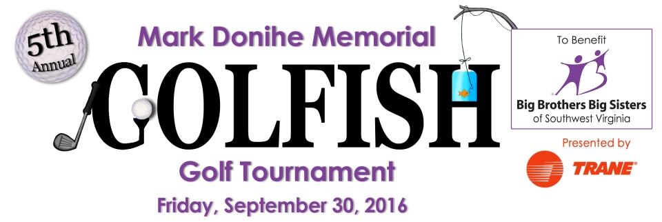 2016 Golfish Logo